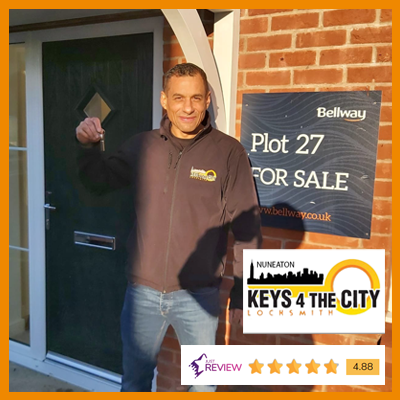 Paul Murphy Trusted Nuneaton Locksmith
