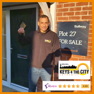Paul Murphy Trusted Walsall Locksmith