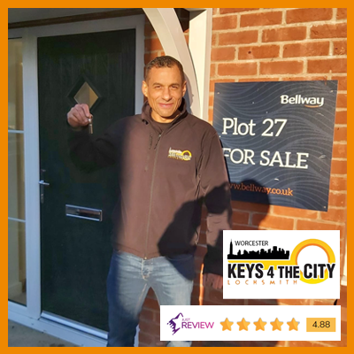 Paul Murphy Trusted Worcester Locksmith